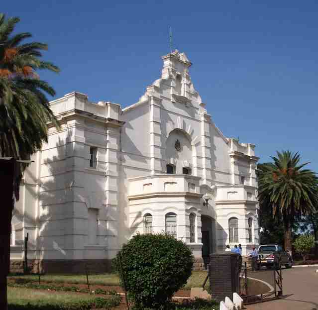 Drill hall bulawayo for Mirror zimbabwe