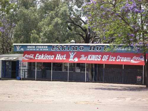 Eskimo hut bulawayo 2006 for Mirror zimbabwe