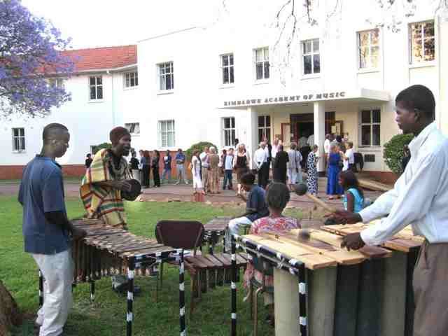 Zimbabwe academy of music incorporating girls college for Mirror zimbabwe