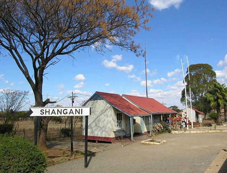 Dear old shangani railway station for Mirror zimbabwe